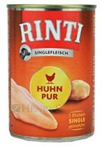 Rinti Dog konzerva PUR kuře 400g