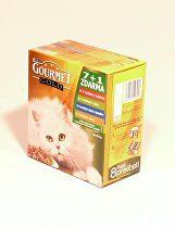 Gourmet Gold konz. kočka gril.k.Mix Multi 7x85g+1ksR