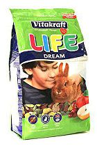 Vitakraft Rodent Rabbit krm. Life Dream 600g
