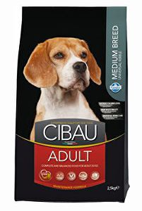 CIBAU Dog Adult Medium 2,5kg