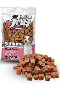 Calibra Joy Dog Mini Salmon Cube 70g NEW