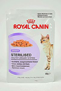 Royal canin Kom.  Feline Sterilised kaps 85g