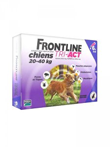 Frontline Tri-act Spot-on L (20-40 kg) 1 pipeta