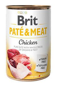 Brit Dog konz Paté & Meat Chicken 400g
