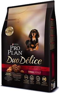 ProPlan Dog Adult Duo Délice Small & Mini Beef 700g