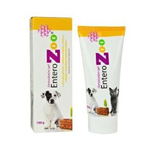 Bioline Products Entero ZOO detoxikační gel 100g