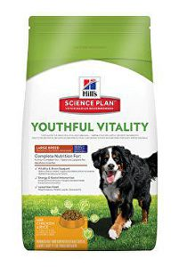 Hill's Can. Dry 5+Youthful Vitality Large breed 2,5kg